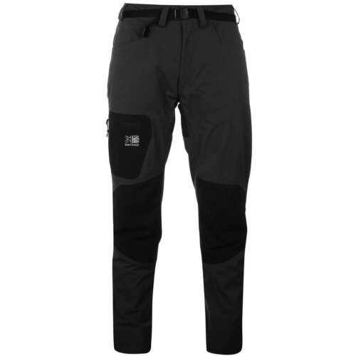 Mens Karrimor Hot Rock Trousers Walking Lightweight New