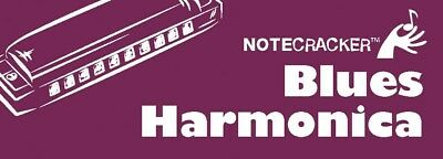 Notecracker Book New 014043236 Elegant In Smell Blues Harmonica