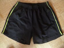 Adidas Herren Climacool 365 Fitness Shorts Schwarz Bnwt