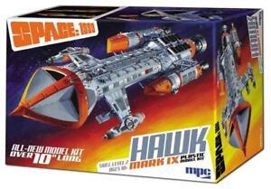 Mpc 1:72 Space 1999 Hawk Mk Ix Maquette de bateau en plastique, modèle de construction Mpc881 849398020357