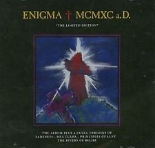 Enigma MCMXC a.d. (ltd. edition, 4 extra versions, 1991) [CD]