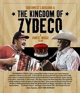 The-Kingdom-Of-Zydeco-Blu-ray-1994-DVD-Region-2