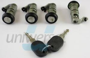 Complete-door-lock-set-IVECO-DAILY-II-99-06-4-barrels-2-keys