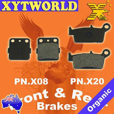 Rear Brake Pads For Honda CR85RB Expert 2003 2004 2005 2006 2007