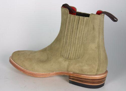 11336 Sendra Stiefeletten KASS Serr Fango Wildleder Rahmengenähte Schuhe