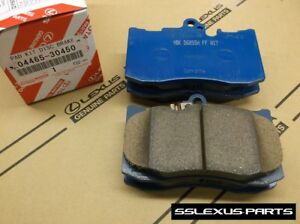 2015 lexus is350 f sport brake pads