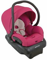 Maxi-cosi Mico 30 Infant Baby Car Seat W/ Base Bright Rose 5-30 Lbs 2016