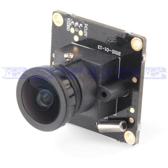 DAL FPV 700TVL HD 1/4'' CMOS Camera Module Wide Angle - NTSC or PAL (Optional)