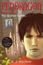 Pendragon: The Quillan Games 7 by D. J. MacHale (2007, Paperback)