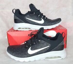 d5d9e5bc1bb New Nike Air Max Motion Racer Men Size 11.5 Black Pure Platinum Shoe ...