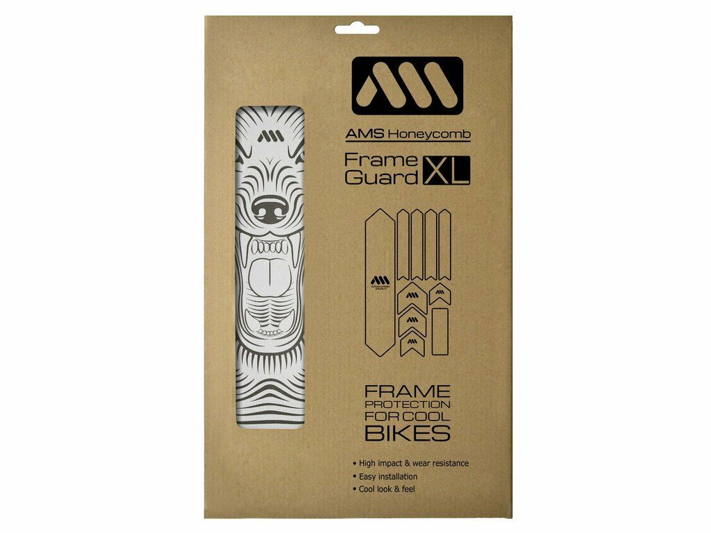 All Mountain Style AMS Frame Guard XL Wolf
