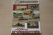 159009) AGRISEM-modello programma prospetto - 2012
