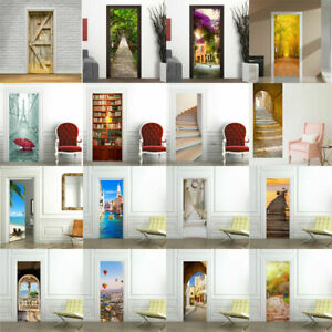 3D-Wall-Sticker-Decal-Art-Decor-Vinyl-Mural-Removable-Poster-Scene-Window-Home