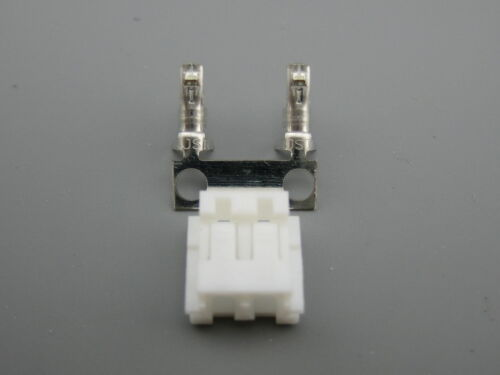 10 sets---JST EHR-2 HOUSING 2ways 2.5mm /& crimp contact SEH-001T-P0.6 ghentaudio