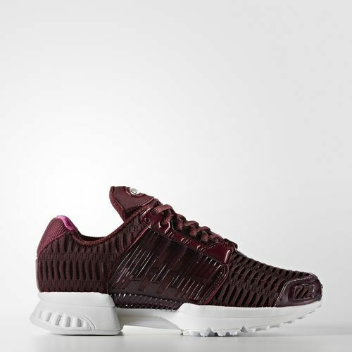 new concept b1a39 587af adidas Climacool 1 Women Shoes Ladies Running Trainers Clima Cool Flux Red  Maroon-shock Pink BB5302 UK 5  eBay