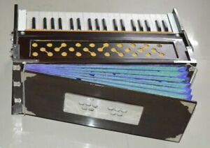 Export Quality Harmonium 7 Stopper Double Bellow 39 Key 440Hz Long Sustain Sound