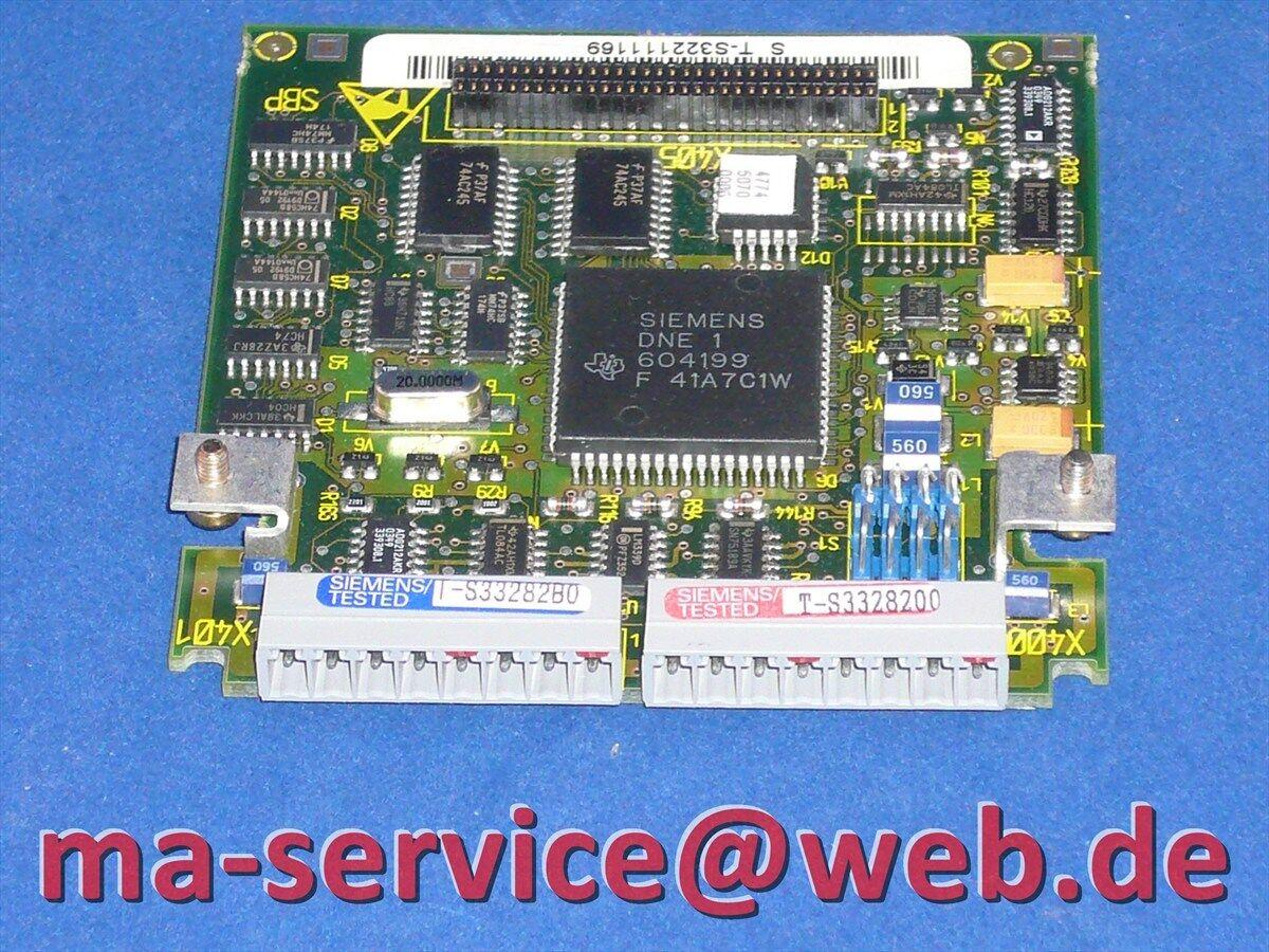 Siemens 6SE7090-0XX84-0FA0 E-Stand B SE7 090-0XX84-0FA0