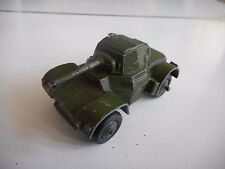 Dinky Toys Armoured Car in Army Green