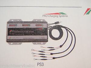 Battery Charger Dual Pro 652 Ps3 3 Bank 45amp 15a Per Bank