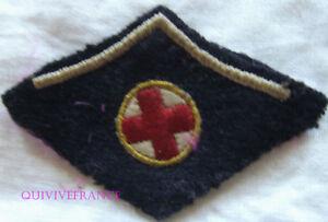 In10869 - Tissu Insigne De Col De Secouriste Crf Vvh3gl4l-08012842-603474254
