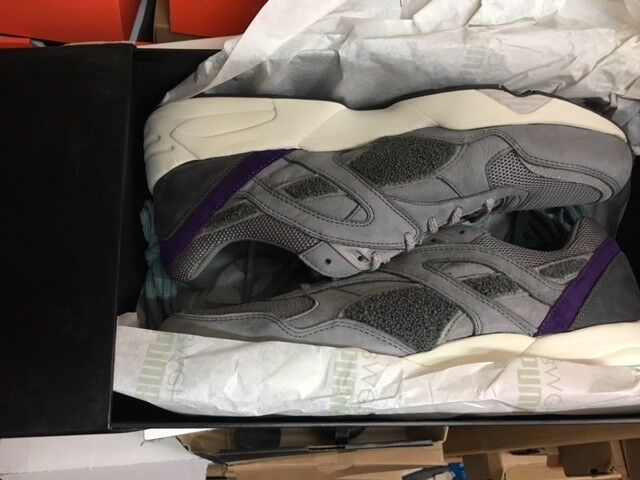 Gr Neuf Chaussures R698 X Bwgh Frost Gray Sneaker 43 Puma AqHax50