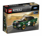 LEGO Speed Champions 1968 Ford Mustang Fastback 2018 (75884)