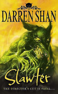 1 of 1 - Slawter (The Demonata, Book 3), Shan, Darren, Very Good Book