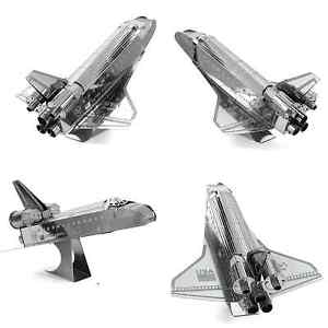 metal earth space shuttle discovery - photo #2