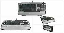 Artikelbild Roccat Horde AIMO - Membranical RGB Gaming Keyboard, DE Layout, EU