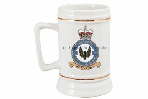 ROYAL AIR FORCE 39 SQUADRON BEER STEIN