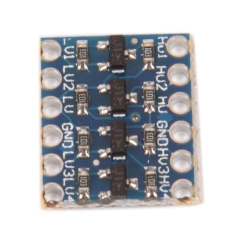 5x IIC I2C nivel lógico convertidor bidireccional Módulo 5V a 3.3V para Arduino YJ