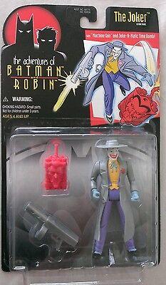 STILL SEALED 1997 Kenner The Adventures of Batman and Robin Joker