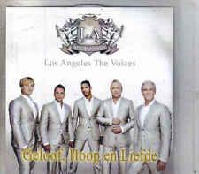Los Angeles The Voices-Geloof Hoop En Liefde Promo cd single