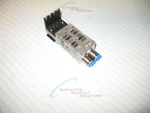 537983 ELECTRONIC BASE MODULE FESTO MPA2-FB-EMS-4