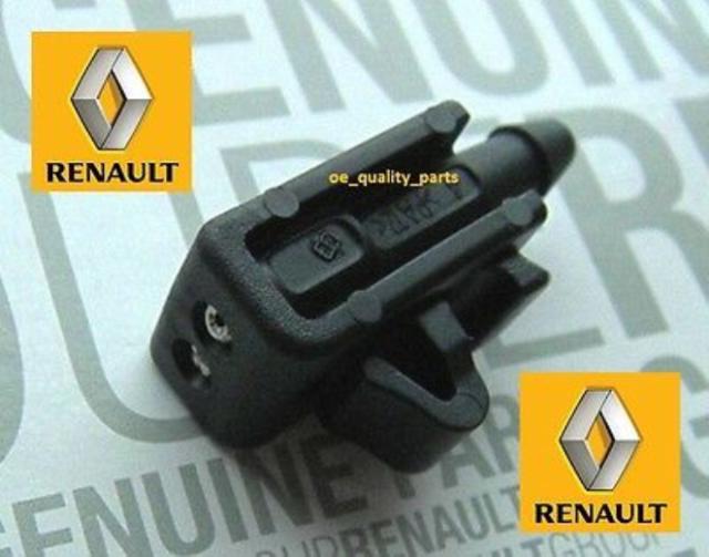 Genuino Renault Lavaparabrisas Chorro Boquilla Chorro Laguna Megane Scenic II I
