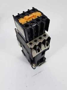 Telemecanique Contactor LP1D0910 24V