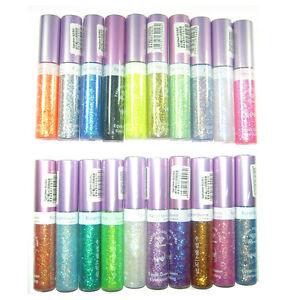 Egypt Queen 20 Color Shiny Glitter Liquid Eyeliner for