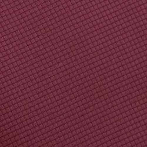 DQT TESSUTA semplice tinta unita controllo Borgogna Formale Matrimonio Panciotto Da Uomo S-5XL