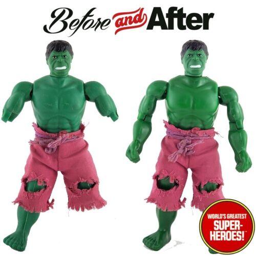 """Mego Hulk reprodução do corpo para 8/"""" Figura De Ação Lote De Peças Personalizadas WGSH"""