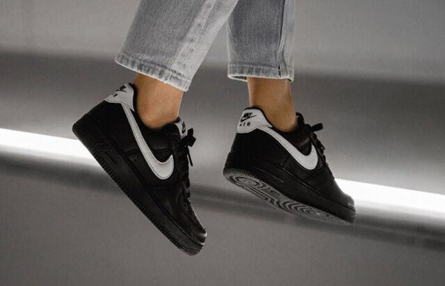 Nike Air Force 1 Low Retro QS Black