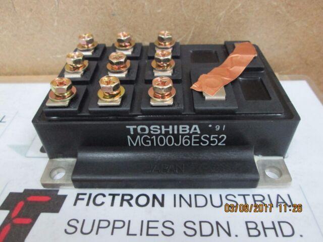 NEW 1PCS MG100J6ES52 TOSHIBA IGBT MODULE