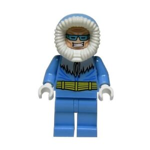 New Lego Captain Cold From Set 76026 Justice League Sh148 Ebay