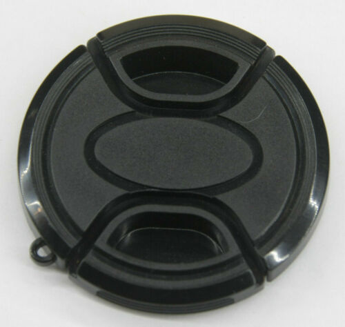 Unbranded USED E55B 58mm Front Snap On Lens Cap