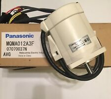 Panasonic Minas Mqma012a3f Ac Servo Motor Mqma A4 Series Us Seller