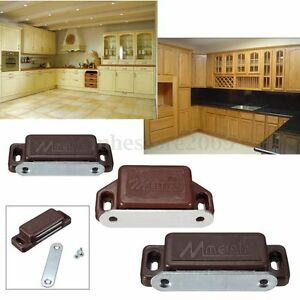 magnetic door catches kitchen cupboard wardrobe cabinet
