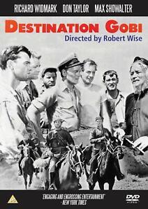 Destination-Gobi-DVD-Robert-Wise-Richard-Widmark-Don-Taylor-Max-Showalter