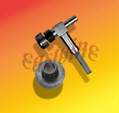 Replaces Troy Bilt 1738433 and 935-0149 Gas Fuel Tank Bushing /& Shut-Off Valve