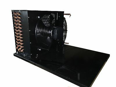"""Condenser Coil With Fan for 1.5 HP Condensing Unit Overall 25.5""""L X 22""""D X14.5""""H"""
