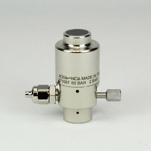 AQUA-NOA-CO2-Druckminderer-Nano-Einweg-mit-Nadelventil-Neu