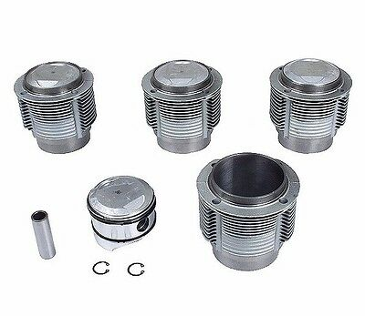 For Porsche 356 356A 356B 356C 356SC 912 Engine Piston QSC 06043046757